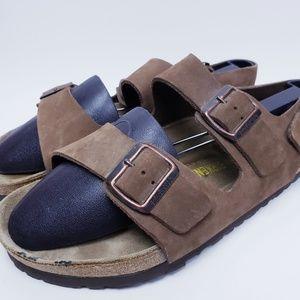 MEN'S BIRKENSTOCK Milano Sandals Size US 10M
